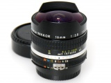 Ai-S Nikkor 16mm F2.8s Fish Eye