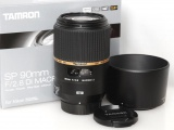 SP 90mm F/2.8 Di MACRO 1:1 VC USD (Model F004) [ニコン用]